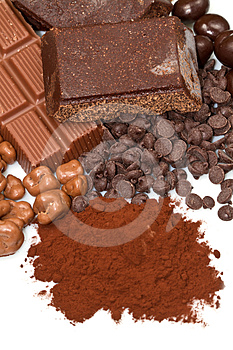 Chocolate Stock Images - Image: 24335794