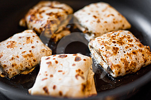 Frying Pancakes Stock Photography - Image: 24339762