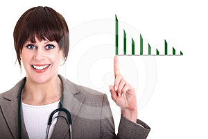 Chart Royalty Free Stock Photo - Image: 24340315