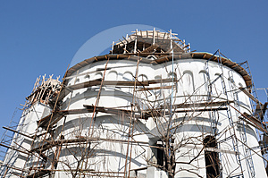 Church Site Royalty Free Stock Image - Image: 24342786