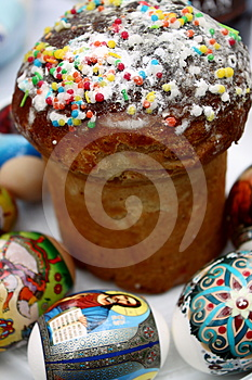 Passover And Easter Eggs Stock Photography - Image: 24344972