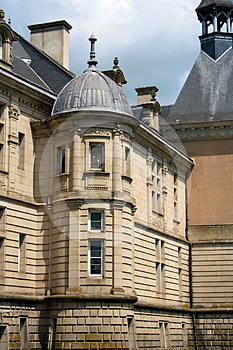 Chateau De Sully Stock Images - Image: 24353944