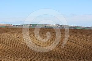 Farmland Stock Photo - Image: 24354770