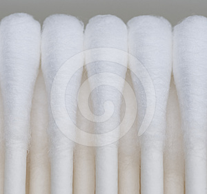 Cotton Swabs Stock Photo - Image: 24356200