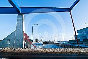 Eidersperrwerk Stock Photography - Image: 24369132