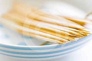 Bamboo Skewers Royalty Free Stock Image - Image: 24369756