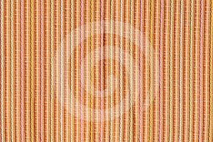 Orange Pastel Fabric Stock Image - Image: 24376341
