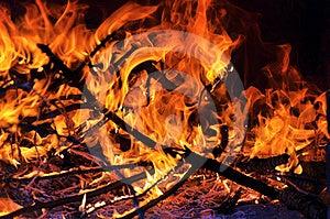 Fuego Stock Photo - Image: 24377610