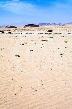Desert Landscape Royalty Free Stock Photography - Image: 24381277