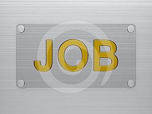 Job Offer Stock Image - Image: 24383681