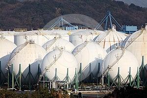 Storage Tank Stock Image - Image: 24387201