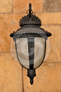 Wall Lamp Royalty Free Stock Images - Image: 24388999