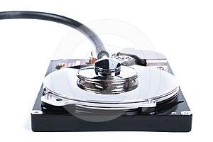 Hard Disc Diagnose Concept Stock Images - Image: 24390554
