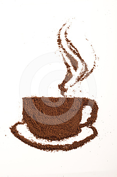 Cup Of Coffee Stock Photography - Image: 24390892