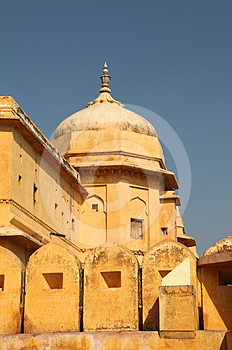 Amber Fort Royalty Free Stock Photography - Image: 24404627