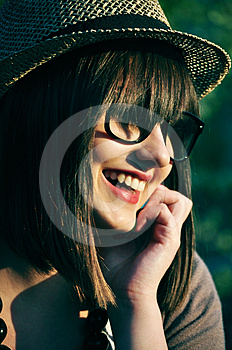 Portrait Of A Woman Stock Photos - Image: 24417593