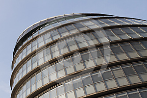 City Hall In London Royalty Free Stock Image - Image: 24430946