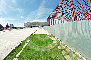 Exhibition Complex Stock Images - Image: 24433164
