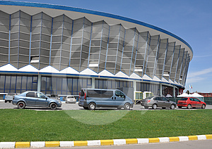 Exhibition Center Stock Photo - Image: 24433180