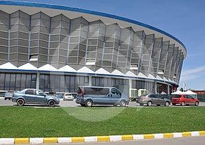 Centro De Exposição Foto de Stock - Imagem: 24433180