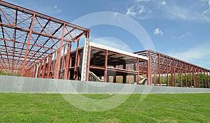Metallic Site Construction Royalty Free Stock Photo - Image: 24433225