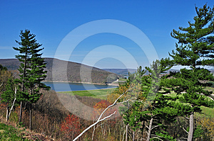 Scenic View Royalty Free Stock Photography - Image: 24449367