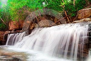 Paradise Waterfall Royalty Free Stock Photos - Image: 24459198