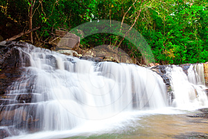 Paradise Waterfall Royalty Free Stock Photo - Image: 24459435