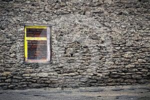 Grunge Window F1 Royalty Free Stock Image - Image: 24493766