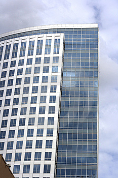 Urban Modern Offices Stock Image - Image: 2455181
