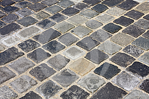 Cobblestone In  Budapest, Hungary Royalty Free Stock Photos - Image: 24501558