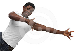 Image Of  Smiling  Young  Man Royalty Free Stock Image - Image: 24508366