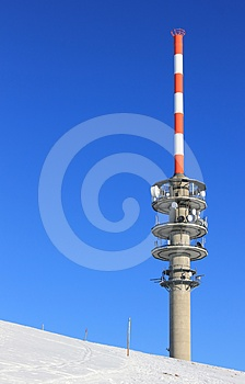 The Transmitter. Royalty Free Stock Photos - Image: 24509258