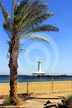 Underwater Observatory , Eilat Royalty Free Stock Photography - Image: 24514397