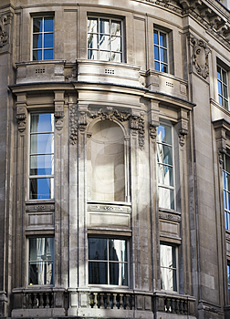 Classical Building Facade Royalty Free Stock Image - Image: 24527456