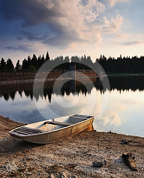 Dam Stock Photography - Image: 24541522