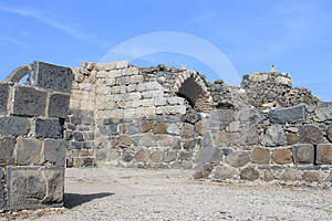 The Walls Of Castle Royalty Free Stock Photography - Image: 24543907