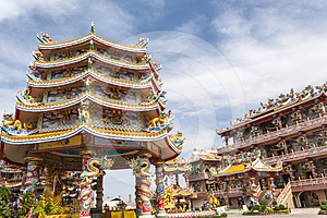Pagoda In Belief Royalty Free Stock Photography - Image: 24561897
