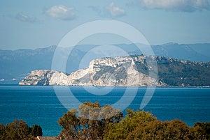 Das Vorgebirge Von Sant'Elia Lizenzfreie Stockfotografie - Bild: 24575477