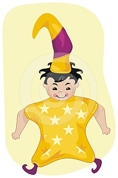 Happy Puppet Royalty Free Stock Image - Image: 24582516