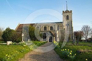 Village Church Stock Photos - Image: 24586713