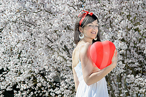 Spring Love Royalty Free Stock Photography - Image: 24597947