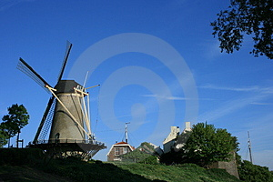 Zierikzee Royalty Free Stock Images - Image: 2464259