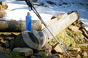 Stop For Refreshment Stock Image - Image: 24603491