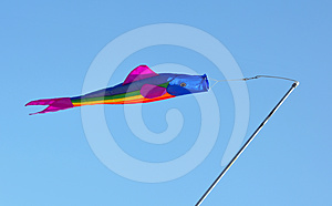 Colorful Fish Kite Royalty Free Stock Photo - Image: 24607565