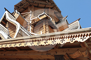 Russian Wood Carving Royalty Free Stock Photos - Image: 24612188