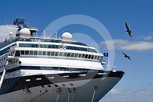 Cruise Ship Stock Photography - Image: 24612442