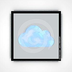 Cloud Computing Royalty Free Stock Image - Image: 24618526