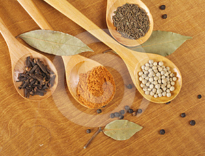Spices Stock Photo - Image: 24620350