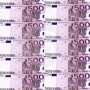 Euro Banknotes Background Royalty Free Stock Photo - Image: 24621515